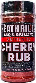 Heath Riles BBQ (Cherry Rub)
