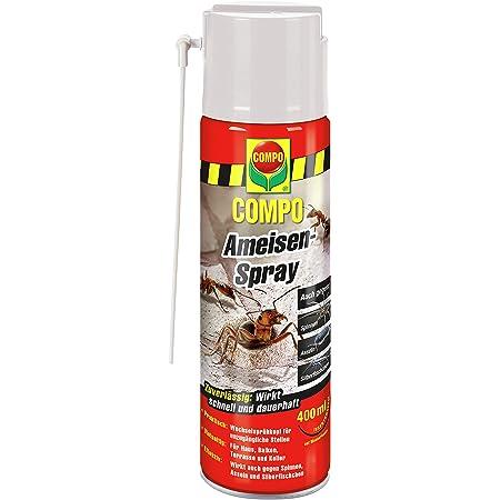 Compo Ameisen Spray Insektenspray Mit Schlaufverlangerung 400 Ml Amazon De Garten