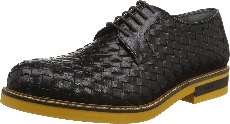 Pollini Men's M.Shoe Oxfords