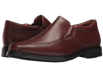 Clarks UnSheridan Go (Brown Leather) Men