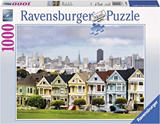 Ravensburger Painted Ladies San Francisco Puzzle - 12 Years & Above (193653)