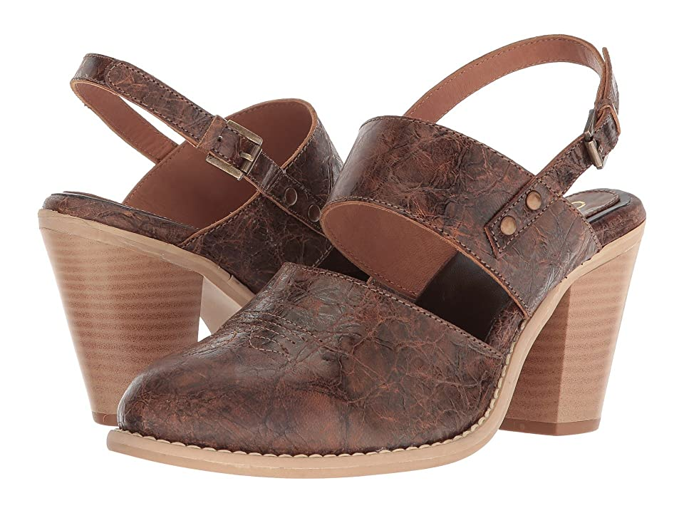 Dingo Veda (Cognac) Cowboy Boots