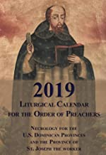 Liturgical Calendar for the Order of Preachers 2019