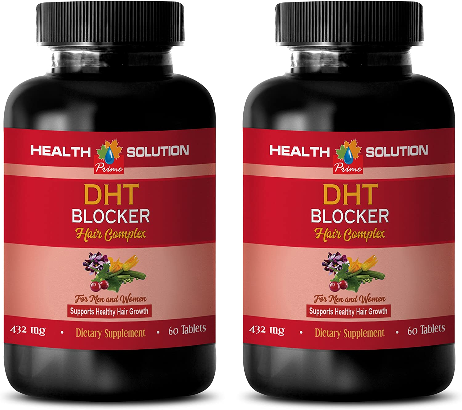 Hair Loss Blocker Supplements Free shipping on posting reviews - New life Complex for DHT M