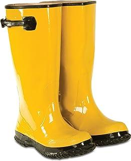 CLC Rain Wear R20011 Yellow Slush Boot, Size 11