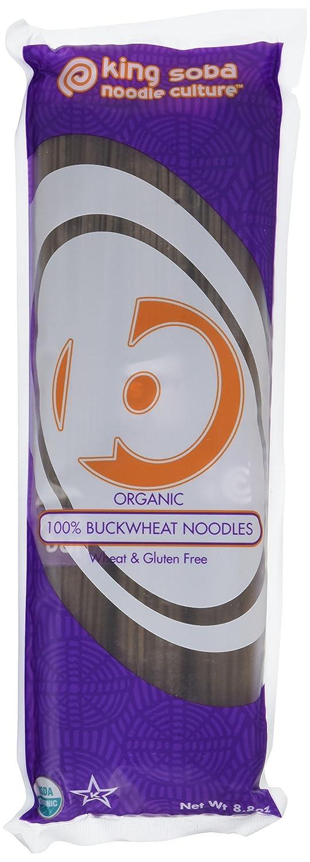 King Soba 12-PACK Gluten Free Nood Organic Pasta New item 100% Buckwheat Ultra-Cheap Deals