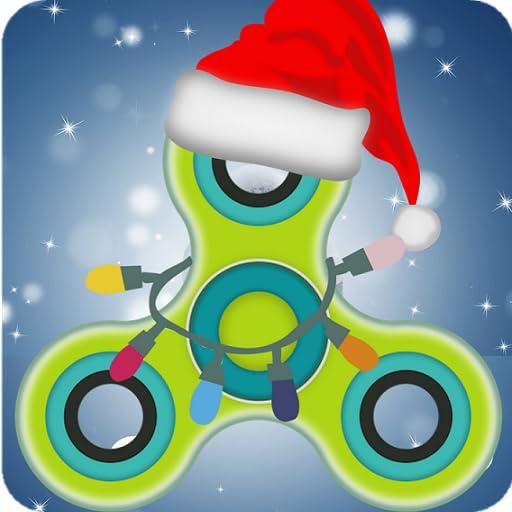 Fidget Spinner Christmas Jiggle product image