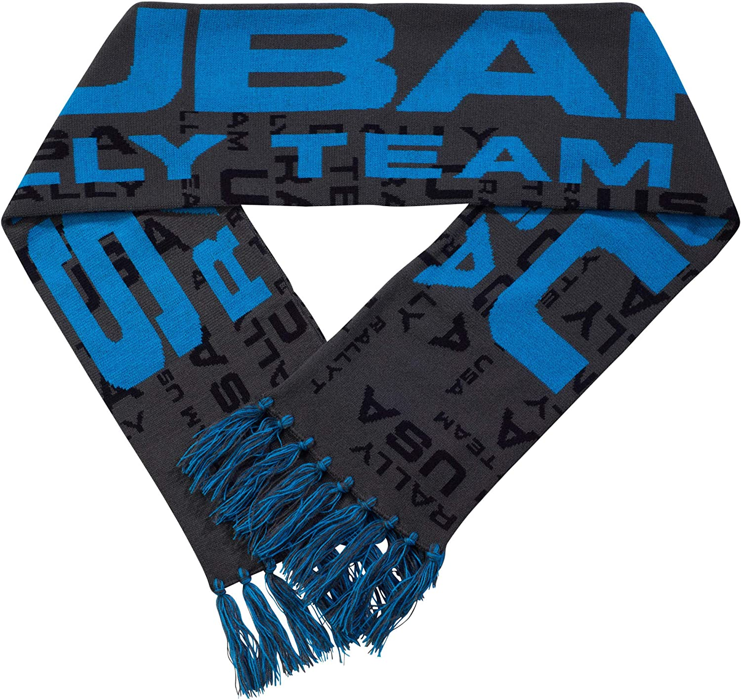 Shipping included SUBARU Official Rally Team Seattle Mall USA Fringe Impre Racing Sti Scarf WRX