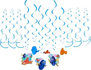 American Greetings Finding Dory Hanging Party Decorations