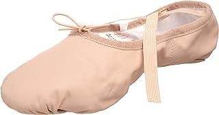 SANSHA Pro 1 Leather Ballet Slipper