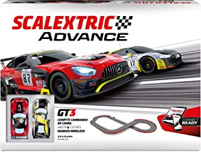 SCALEXTRIC-Circuito Advance, color, 1 (SCALE COMPETITION XTREE