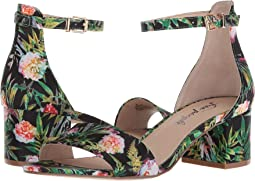 Free People Printed Marigold Heel
