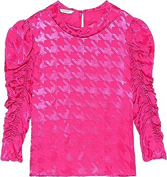 Zara 8243/638/631 - Camiseta de jacquard para mujer (acabado ...