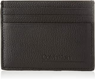 Calvin Klein Bombe Cardholder Wallets, Card Cases & Money Organizers, Black, 10 cm - K50K505656