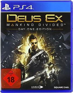 Deus Ex Mankind Divided (PS4) Englisch