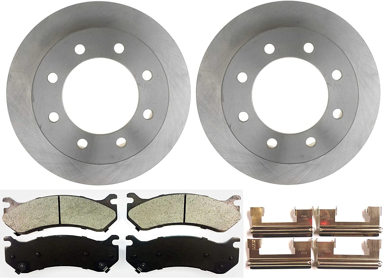 New Disc Max 85% Superlatite OFF Brake Kit for HD Silverad Sierra Silverado 2500