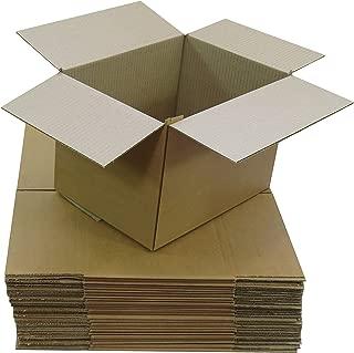 per spedizione postale piccola Scatola di cartone forma cubica Triplast TPLBX10SINGL6X6X6 152/x 152/x 152/mm