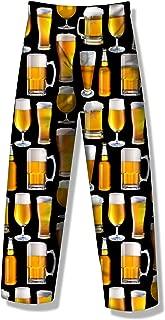 beer pajama pants