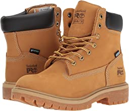"Timberland PRO Direct Attach 6"" Steel Safety Toe Waterproof Insulated"