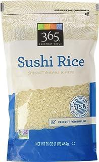 365 Everyday Value Sushi Rice, 16 oz