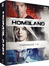 Homeland T1-3 - Bd (10) [Blu-ray]