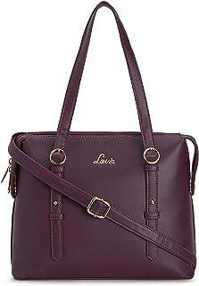 Lavie Oshiza Medium Dome Sat Women's Handbag (Purple)