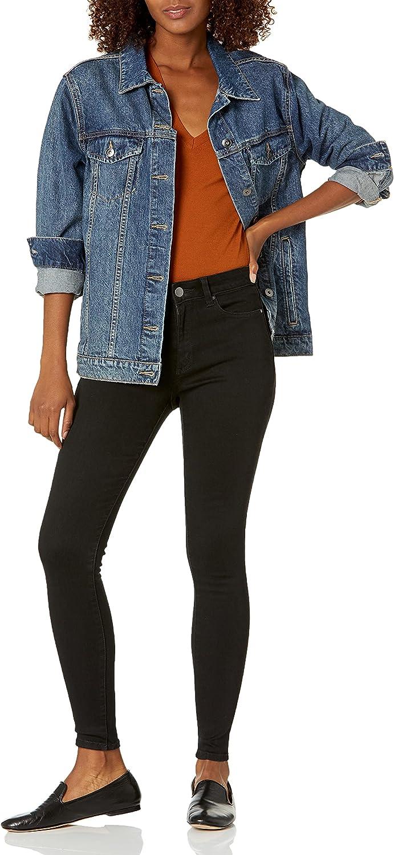 Daily Ritual Women's Standard Mid-Rise Skinny Jean