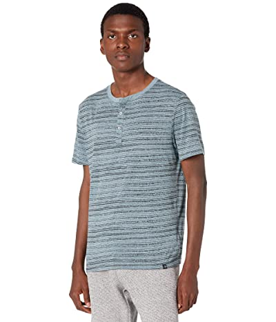 Threads 4 Thought Dirt Road Striped Henley