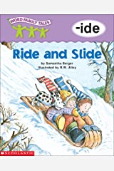 Word Family Tales: Ride and Slide (-ide) Kindle Edition