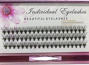 Scala 20 Roots 0.07mm Thickness 8mm/9mm/10mm/11mm/12mm/14mm/16mm Hot Sale Grafting false eyelashes False Eyelashes Individual Natural Long Mink Fake Eyelashes Extension Handmade (9mm)