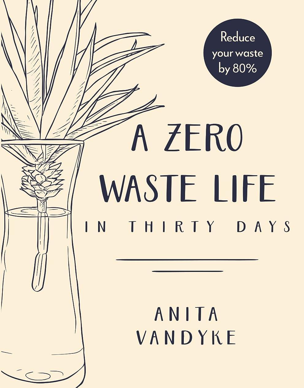 相関する巻き戻す寝てるA Zero Waste Life (English Edition)