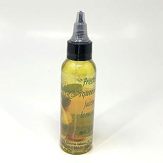 Crisp energizing citrus Lemon scent Fragrance oil for warmers 2 oz bottle Fresh scent