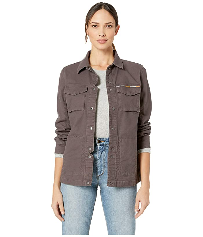 Prana Pennington Jacket (Granite) Women