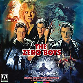 ZERO BOYS, THE: ORIGINAL SOUNDTRACK BY HANS ZIMMER AND STANLEY MYERS [Analog]