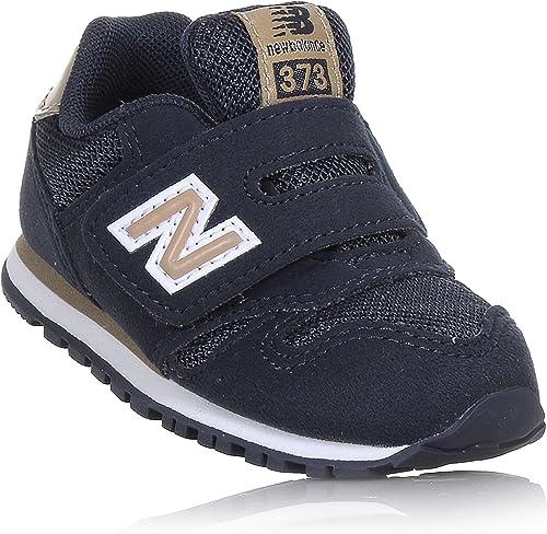 New Balance KV37ATI, Sneaker Unisex-Bambini, Blu Navy (Berge),27,5 ...