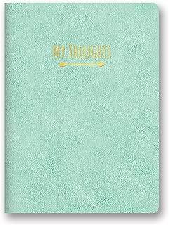 mint green journal