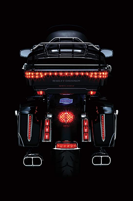 Kuryakyn 5054 LED Saddlebag Insert