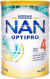 Nestlé NAN OPTIPRO Stage 4 Growing-up Milk Formula, 2 years onwards, 1.8kg