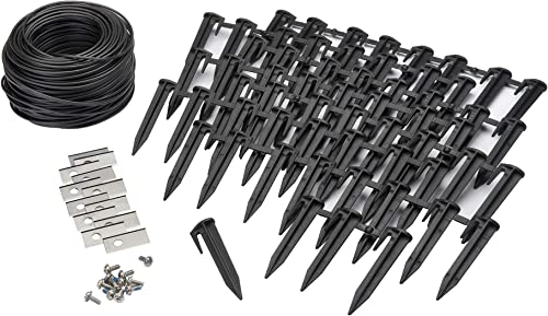 wholesale WORX WA0183 Landroid high quality 2021 Accessory Kit to Extend Boundary, Black sale