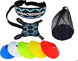 Extraordinaire Soccer Kick Trainer for Kids and Adults...