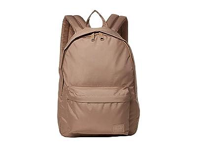 Herschel Supply Co. Classic Mid-Volume Light (Pine Bark) Backpack Bags