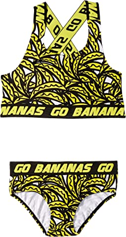 Banana Bikini (Toddler/Little Kids/Big Kids)