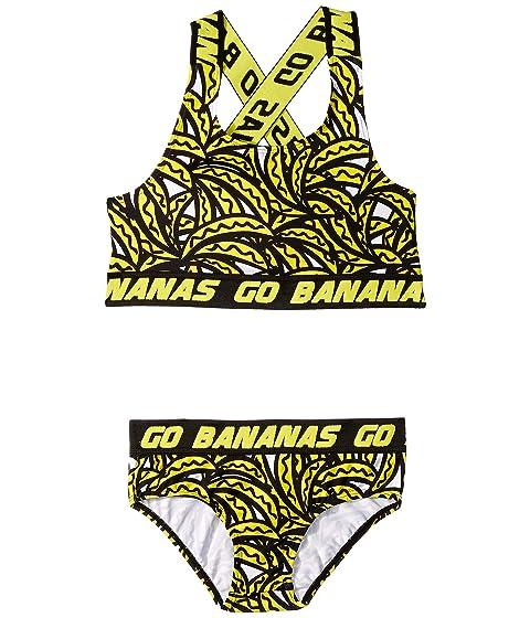 Stella McCartney Kids Banana Bikini (Toddler/Little Kids/Big Kids)