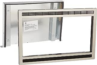 Frigidaire MWTK27KF, 27-Inch, Black/Stainless Microwave Trim Kit