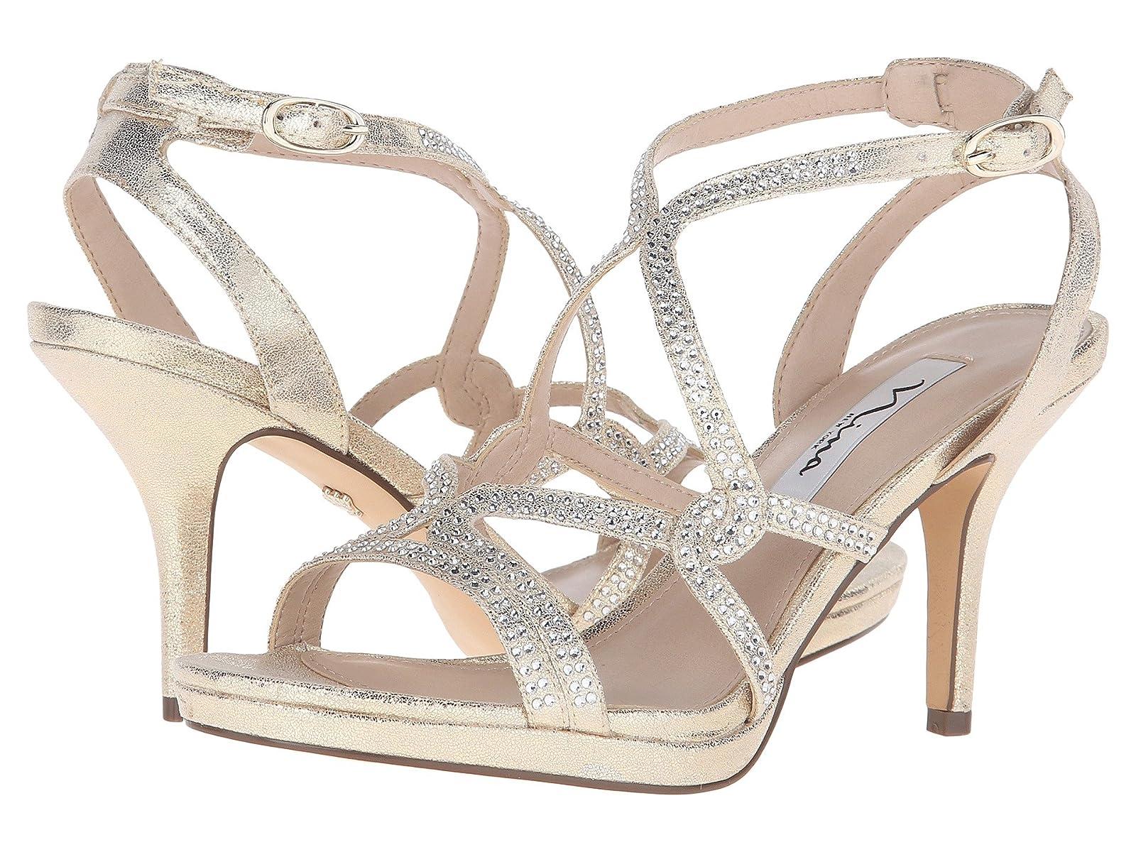 Nina VarshaCheap and distinctive eye-catching shoes