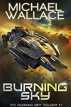 Burning Sky (The Burning Sky Trilogy Book 1)