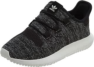 Originals Tubular Shadow Knit Preschool Unisex Shoes Black/White by2222