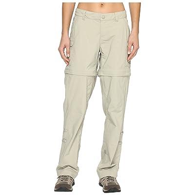 The North Face Paramount 2.0 Convertible Pants (Granite Bluff Tan (Prior Season)) Women