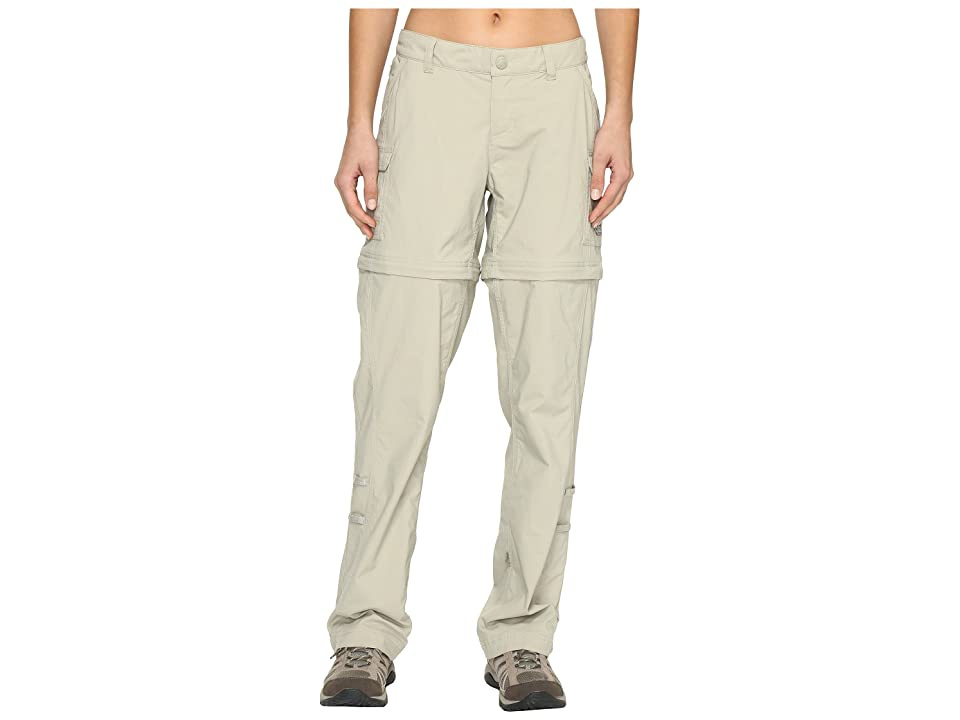 The North Face Paramount 2.0 Convertible Pants (Granite Bluff Tan (Prior Season)) Women