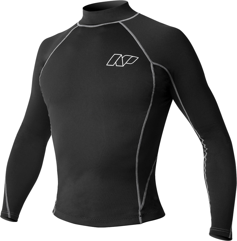 NP Surf Themalite Long Sleeve Rashguard Shirt